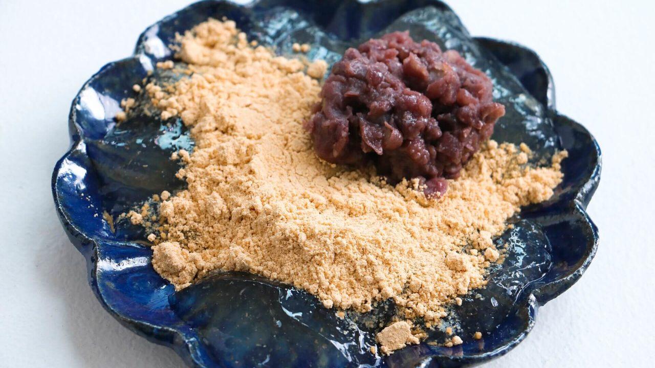 サイリウム わらび餅